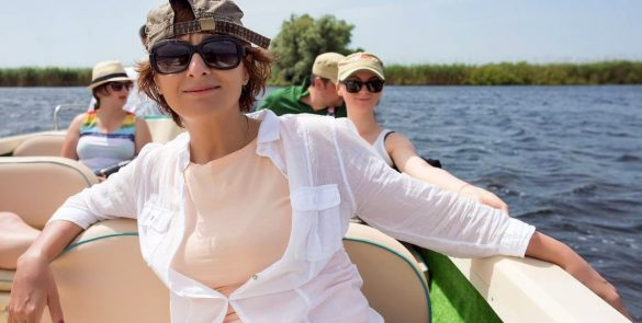 day trip to caraorman, danube delta