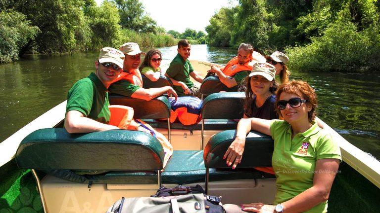 day trip to the danube delta