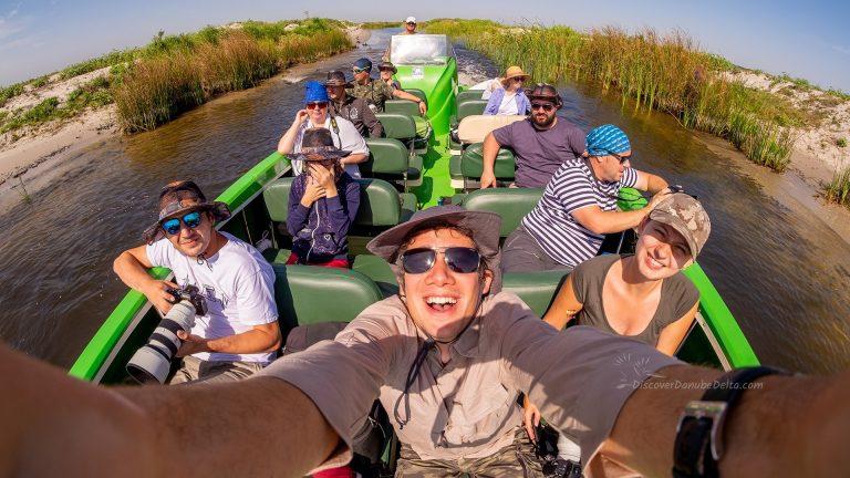 danube delta day trips