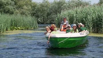 Sumer tour in the Danube Delta